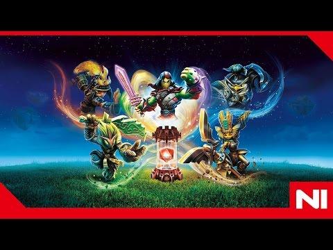 Skylanders Imaginators - Gameplay Footage - Nintendo Switch