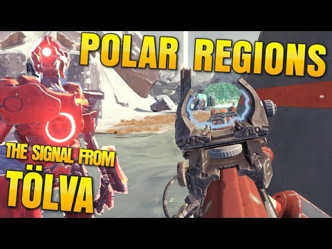 Tölva FREE Polar Regions COMPLETE Prequel Playthrough - The Signal From Tölva Expansion