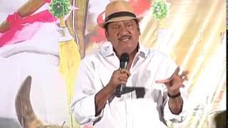 Rajendra Prasad Emotional Speech | Tholu Bommalata Movie Press Meet | iQlikmovies