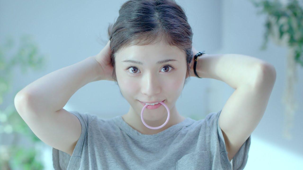 新CMではしゃぐ松岡茉優が可愛すぎる!アクエリアスからの新しい水『アクエリアス ウォーター』CM , YouTube