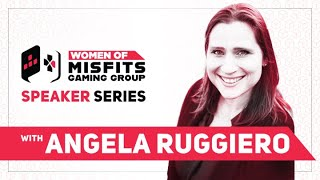 Women of Misfits Gaming Group Part 3 | Becca Henry and Angela Ruggiero