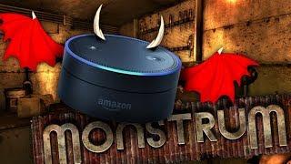 Horror-Alexa als neues Monster 👹 MONSTRUM #27 ★ [Let'sPlay/Deutsch/Horror]