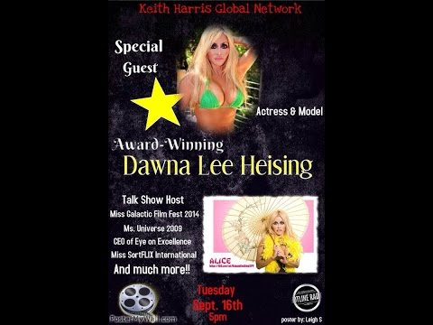 Dawna Lee Heising Interviw on the Keith Harris/GN
