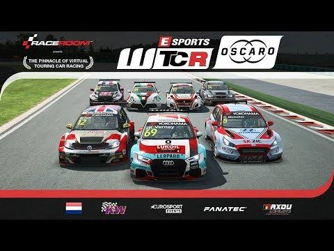 eSports WTCR | Round 03 – ZANDVOORT [French Broadcast]