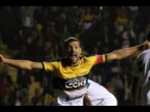 Gol de Niltinho, Criciúma 1 x 0 Sampaio Corrêa - Série B 23/09/2016