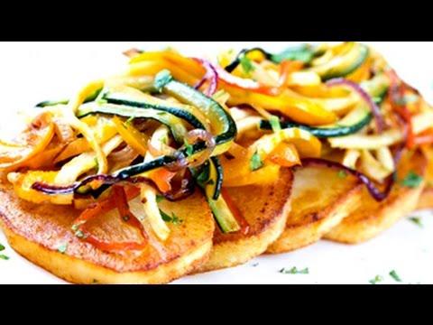 Watch Recipe: Sweet Potato Medallions