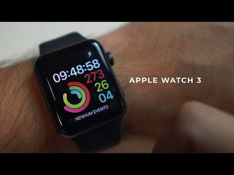 Apple Watch Serie 3 42mm Vale A Pena ? Fernando Cesar