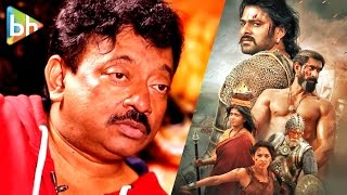 Baahubali 2 has washed out everything | ram gopal varma