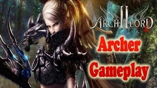 Archlord 2 Archer Gameplay (Bow)