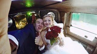 Свадьба. Сергей и Карина. Лимузин.(, 2015-08-04T14:24:04.000Z)