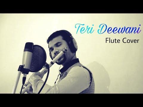 Kailash Kher - Teri Deewani | Flute Instrumental | Chandrajit Kamble | SonyMusicIndiaVEVO | Kailasa