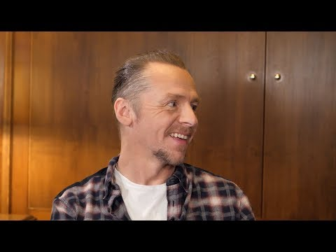 Our City Tonight with Simon Pegg - Extended Version