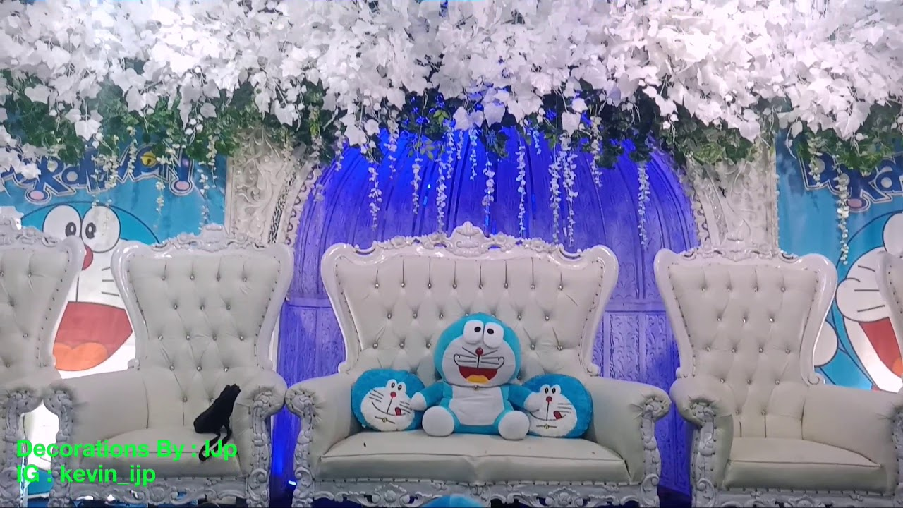 Dekorasi Pernikahan Doraemon Kumpulan Gambar Gambar Terbaru