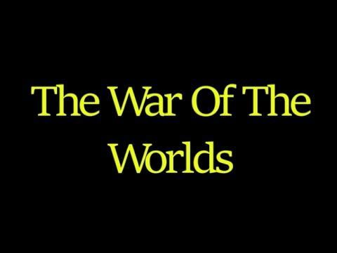 The War of the Worlds (Written By HG Wells)