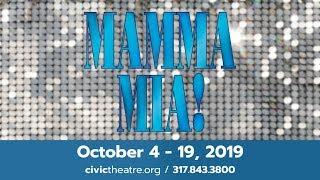 "Sneak Peek: Booth Tarkington Civic Theatre presents ""Mamma Mia!"""
