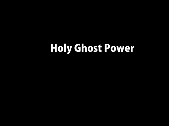 holy-ghost-power-medley-with-lyrics-bertotools