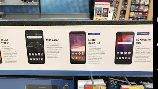 Ton Of New AT&T Prepaid Phones Wal-Mart Lets Chat About It