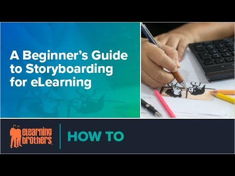 Webinar: A Beginner's Guide To Storyboarding For ELearning