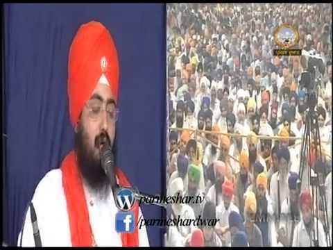 ਡਰੀੲੇ ਕਰਤਾਰ ਤੋਂ   Dariae Kartar Ton 20 5 14 Khanori..Sant.BaBa Ranjit Singh ji
