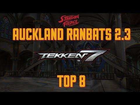 T7:FR - Auckland Ranbats 2.3 TOP 8