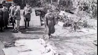 Joseph Goebbels family suicide inside Hitler bunker, Berlin 1945