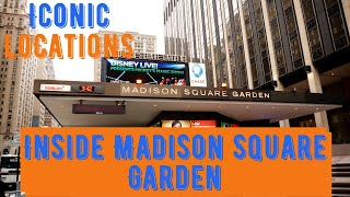 Inside Madison Square Garden - THE Arena