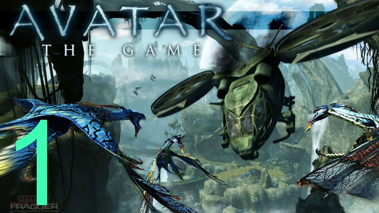 James Cameron`s Avatar The Game – RDA Campaign [HD] (No Commentary) Part 1