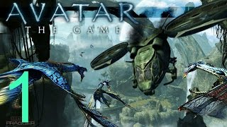 James Cameron`s Avatar The Game - RDA Campaign [HD] (No Commentary) Part 1