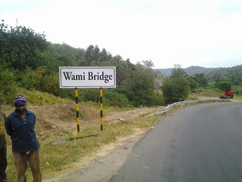 TAHADHARI kwa wanaotumia Barabara zilizopo mkoani Pwani