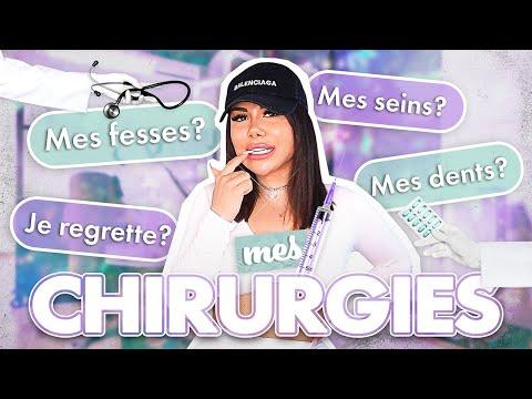 MES CHIRURGIES : JE VOUS DIT TOUT 💉