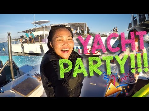YACHT PARTY!!!