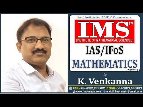 IMS-Institute of Mathematical Science - Civils Class