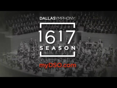 2016/17 Dallas Symphony Orchestra Season