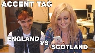 accent tag scotland vs england   emzsings ft and