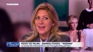 Rossy de PALMA et Amanda STHERS :