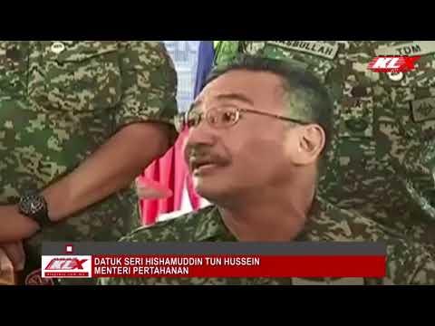 Dakwaan Rafidah Tidak Benar - Datuk Seri Hishamuddin Tun Hussein