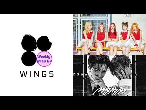 BTS Wings, Red Velvet Russian Roulette, And Bobby & Mino!