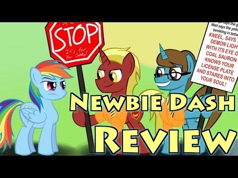Newbie Dash Review (ft. DaWillstanator)