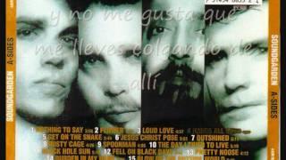 Soundgarden - Pretty Noose (subtitulada al español)