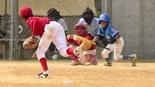 かっとばせ!!~三和ジュニア~ 第20回南部支部学童軟式野球選手権交流大...