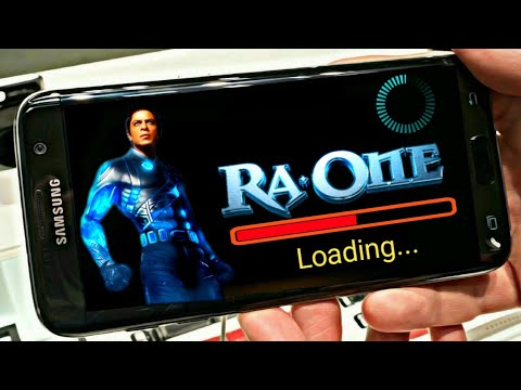 Ra.One The Official Game For  Android Download Now With 3D High Graphics