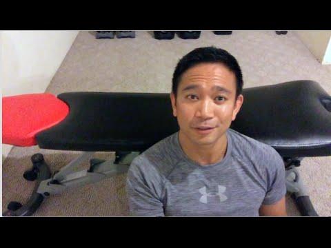 BowFlex 5.1 Workout Weight Bench Review