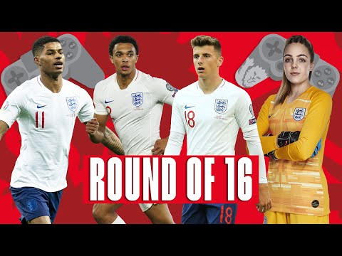 The #FootballsStayingHome Cup 🎮 Round of 16 | England FIFA Tournament