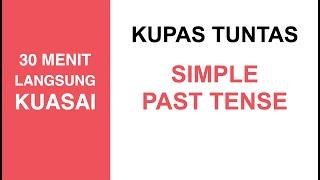 Download lagu BELAJAR SIMPLE PAST TENSE | Bahasa Inggris