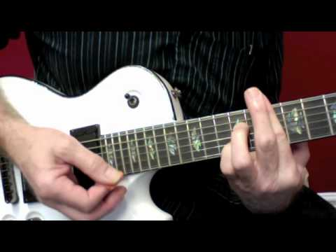 Blues Guitar Lessons • In The Style Of Sweet little Angel