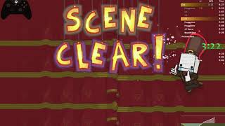 BBT - ch4 - any% no level skip - normal weapons - done in 9:17