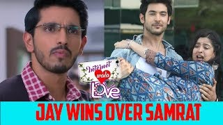 Internet Wala Love : Jay Beats Samrat Again , Gets Aadhya's Love | Colors TV