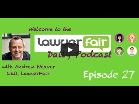 LawyerFair Podcast #27 : Bob Garlick, businessbookclub.com on business books & what makes a good one