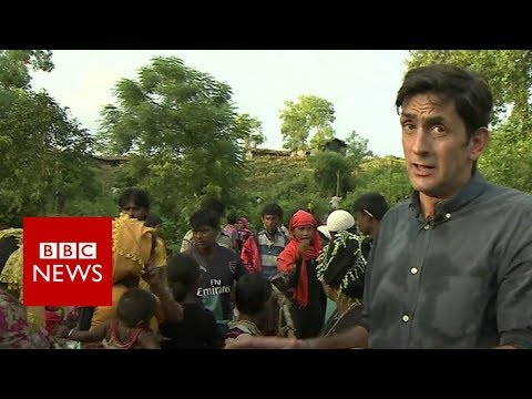 Rohingya Muslims fight for survival - BBC News