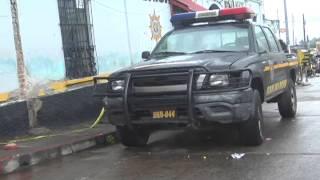 Tres personas se salvan de ser linchadas en San Rafael sindicadas de secuestro.